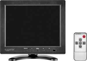 "Távfelügyeleti monitor 20.3 cm (8 "") LCD, 1024 x 768px, Sygonix16885X1 Sygonix"
