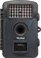 Rollei WK10 Vadmegfigyelő kamera 5 Megapixel Hangfelvevő Fekete Rollei