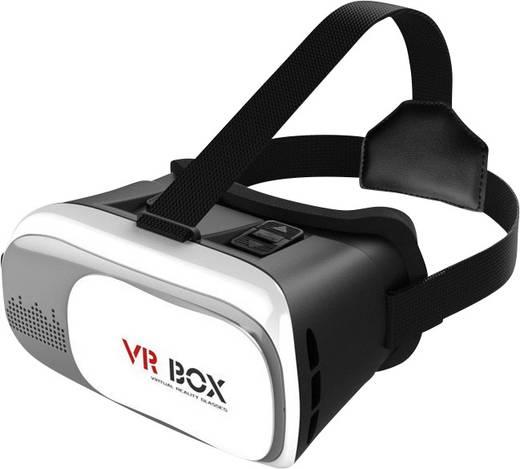 Virtuális valóság szemüveg bluetooth kontrollerrel, Veova FHVR-02