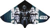 Papírsárkány, egyzsinóros gyereksárkány 1150mm Günther Flugspiele Star Wars Darth Vader 1225 Günther Flugspiele