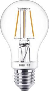 Philips Lighting LED E27 Izzó forma 5 W = 40 W Melegfehér (Ø x H) 60 mm x 111 mm Dimmelhető, Szál 1 db Philips Lighting