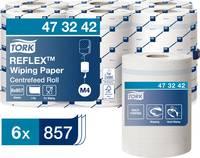 TORK Reflex ™ többcélú papír törlőkendők 473242 Mennyiség: 5142 TORK