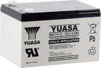 Yuasa REC14-12 YUAREC1412 Ólomakku 12 V 14 Ah Ólom-vlies (AGM) (Sz x Ma x Mé) 151 x 97 x 98 mm 6,35 mm-es laposérintkező Yuasa