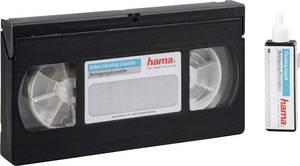 VHS, S-VHS Video tiszítókazetta tisztító folyadékkal Hama 00044728 Hama