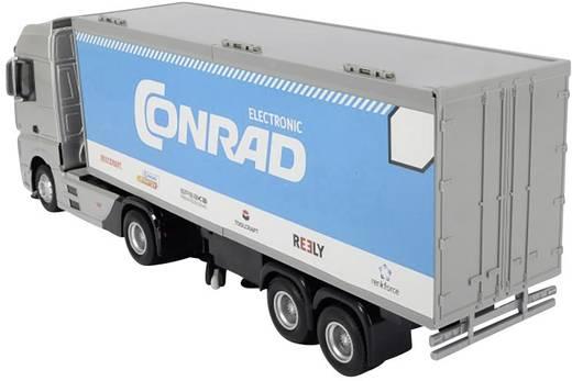"Távirányítós RC kamion RtR 27MHz Mercedes Benz Actros ""Conrad"" Dickie Toys"