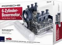Építőkészlet Franzis Verlag Porsche 6-Zylinder-Boxermotor 978-3-645-65911-6 14 éves kortól (65911) Franzis Verlag