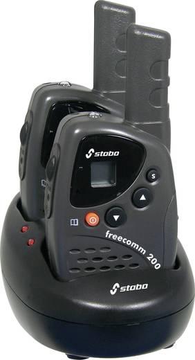 PMR adó-vevő készlet, Stabo Freecomm 200