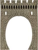Vollmer 48100 H0 Tunnel-Portal 1 sínes Kész modell Vollmer