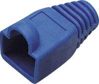 Törésgátló RJ45 csatlakozó dugóhoz, kék, TRU COMPONENTS 1582557 TRU COMPONENTS
