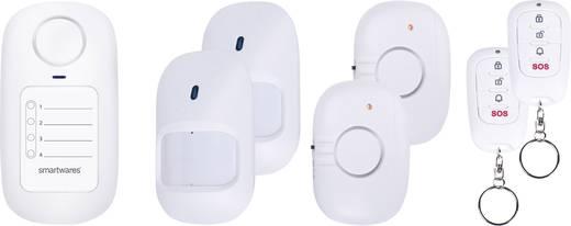 Riasztó készlet távirányítóval, Smartwares SC50-6