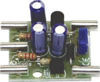 TAMS Elektronik 53-03035-01-C WBA-3 Felvillanás-elektronika Vészvillogó Állítható villanófrekvencia 1 db TAMS Elektronik
