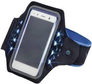 """Sport karpánt, telefontok futáshoz 70 x 140 x 7 mm 12,7 cm (5"""") méretű telefonokhoz Hama Active XL177742 Hama"""