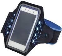 """Sport karpánt, telefontok futáshoz 150 x 80 x 7 mm 14,0 cm (5,5"""") méretű telefonokhoz Hama Active XXL177744 Hama"""