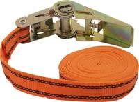 Csatos rögzítő heveder 5 m x 25 mm, 125/250 kg, Petex 43192635 Petex