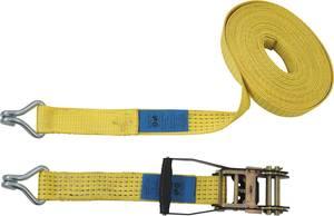 Kétrészes racsnis rögzítő heveder 8 m x 50 mm, 2500/5000 kg, Petex 43193219 Petex