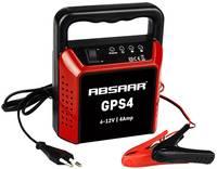 Gépjármű akkumulátortöltő Absaar GPS4 AB100-1204 12 V, 6 V (AB100-1204) Absaar