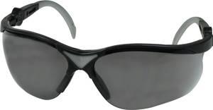 L+D Profi-X IONIC 26661SB Védőszemüveg Fekete, Ezüst DIN EN 166-1 L+D Profi-X