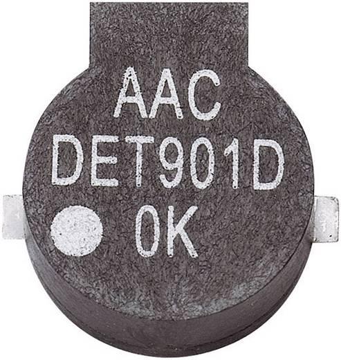 Mágneses SMD hangátalakító Hangerő: 94 dB 2 - 4 V/DC Tartalom: 1 db