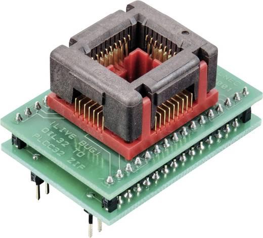 Adapter ELNEC® programozóhoz, kivitel: DIL32/PLCC32 ZIF, Elnec 70-0036