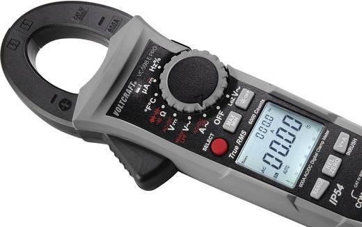 VOLTCRAFT VC-750 SE Lakatfogó, Kézi multiméter digitális Fröccsenő víz ellen védett (IP54) CAT IV 600 V Kijelző (digite
