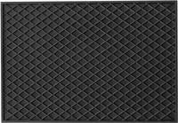 Autó gumiszőnyeg, univerzális (H x Sz x Ma) 530 x 370 x 10 mm fekete HP Autozubehör 16537 (16537) HP Autozubehör