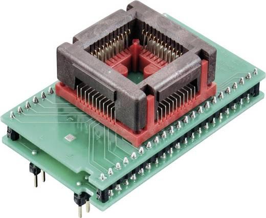 Adapter ELNEC® programozóhoz, kivitel: DIL44/PLCC44 ZIF, Elnec 70-0041