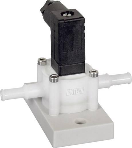 BioTech átfolyásmérő PVDF vegyipari, 0,025-2,5 l/perc