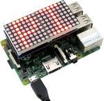Joy-IT led mátrix a Raspberry PI 8x16-hoz