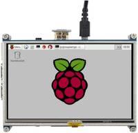 Joy-it RB-LCD5 Érintőkijelzős modul 12.7 cm (5 coll) 800 x 480 pixel Alkalmas: Raspberry Pi Érintőtollal Joy-it
