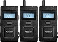 Albrecht Multicom 29961 Tour Guide rendszer 3 részes készlet Albrecht