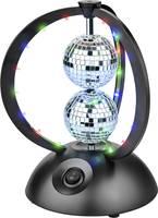 Renkforce ODN-143 LED Diszkógömb 179 mm Renkforce