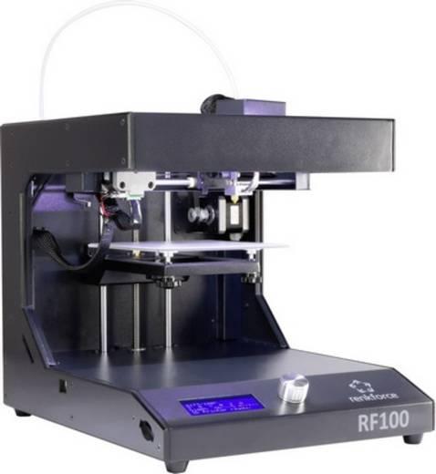3D nyomtató kezdő készlet, nyomtatószállal, renkforce RF100