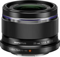 Széles látószögű objektív Olympus M.Zuiko Digital 25 mm f/1 - 1.8 25 mm Olympus