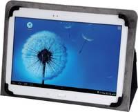 """Hama Tablet táska, univerzális Alkalmas a következő kijelző méretekhez=20,3 cm (8"""") BookCase Fekete Hama"""