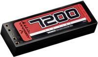 Absima Akkucsomag, LiPo 7.4 V 7200 mAh Cellaszám: 2 110 C Stick keménydoboz 4 mm, T-dugaszoló rendszer Absima