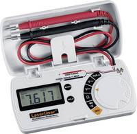Digitális multiméter, zseb mérőműszer, beépített mérőkábelekkel Laserliner MultiMeter Pocket Box 083.028A Laserliner