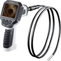 Endoszkóp kamera LCD kijelző, SD kártya és video felvevő funkcióval cserélhető szonda Ø 9 mm/1.5 m Laserliner 082.211A Laserliner
