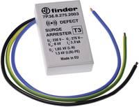 Finder 7P.36.8.275.2003 Beépíthető túlfeszültségvédő Túlfeszültség elleni védelem: Leágaztató doboz 3 kA Finder