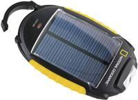 Napelemes akkutöltő National Geographic 4-in-1 9060000 Töltőáram napelem (max.) 90 mA Kapacitás (mAh, Ah) 2200 mAh National Geographic