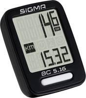 Kerékpár komputer, Sigma BC 5.16 (05160) Sigma