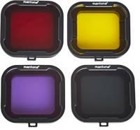 Objektív szűrő Mantona 21280 21280 Alkalmas=GoPro Hero 4, GoPro Hero HD 3+ Mantona