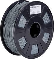 Renkforce RF-4511192 3D nyomtatószál PLA műanyag 1.75 mm Szürke 1000 g Renkforce
