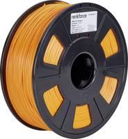 3D nyomtatószál, 1,75 mm, ABS műanyag, narancs, 1 kg, Renkforce 01.04.12.1111 Renkforce