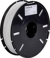 3D nyomtatószál, 1,75 mm, TPE műanyag, fehér, 500 g, Renkforce 01.04.13.5102 Renkforce