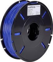 3D nyomtatószál, 1,75 mm, TPE műanyag, kék, 500 g, Renkforce 01.04.13.5108 Renkforce