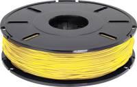 3D nyomtatószál, 2,85 mm, TPE műanyag, sárga, 500 g, Renkforce 01.04.13.5212 Renkforce