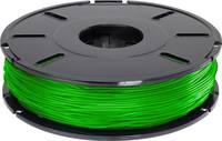 3D nyomtatószál, 2,85 mm, TPE műanyag, zöld, 500 g, Renkforce 01.04.13.5209 Renkforce