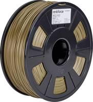 3D nyomtatószál, 1,75 mm, ABS műanyag, arany, 1 kg, Renkforce 01.04.12.1116 Renkforce