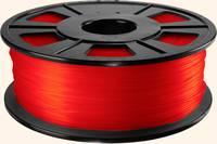 3D nyomtatószál, 1,75 mm, PLA, piros, 1 kg, Renkforce 01.04.01.1104 Renkforce
