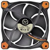 Számítógépház ventilátor 120 x 120 x 25 mm, Thermaltake Ring 12 orange (CL-F038-PL12OR-A) Thermaltake